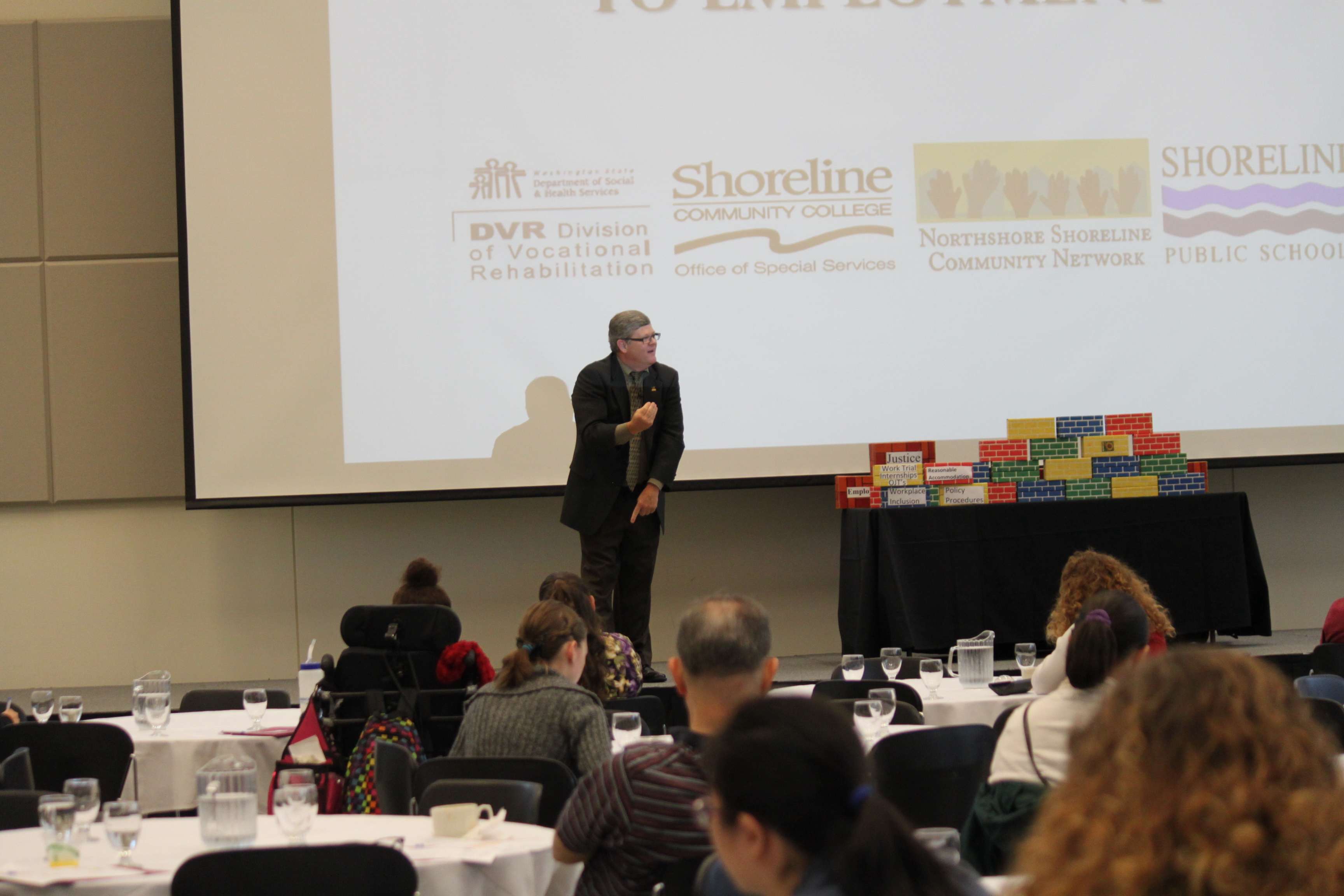 Shoreline hosts third annual Overcoming Barriers Summit
