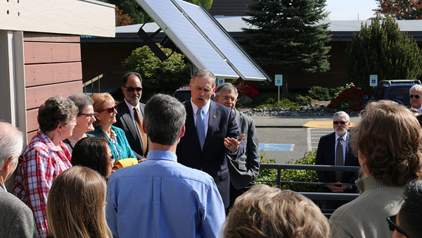 Grant to power growth for Clean Energy Technology Program