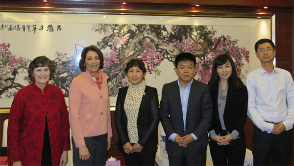 Asia trip strengthens relationships, partnerships
