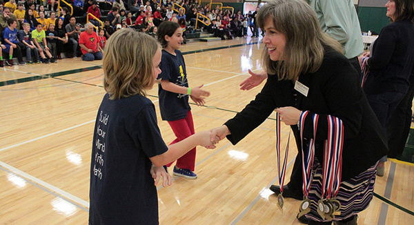 Math Olympiad draws hundreds to campus