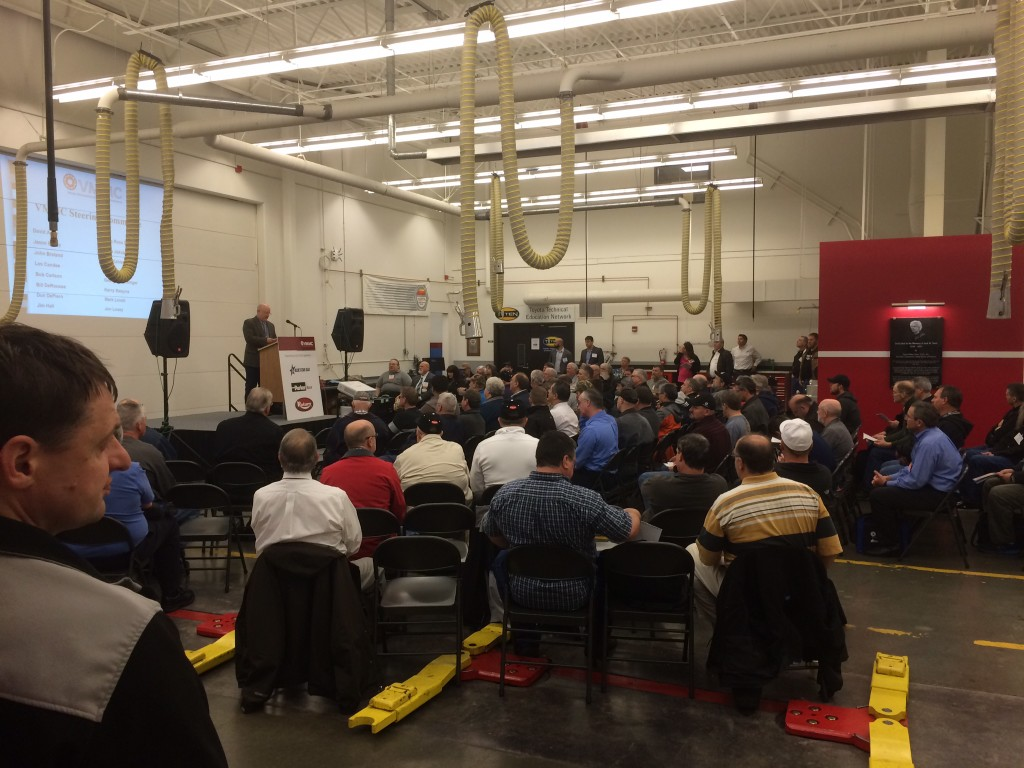 Shoreline Automotive Center Hosts Annual Vehicle Maintenance Management Conference