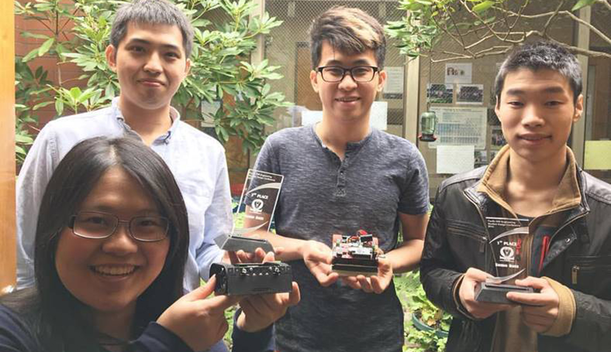Shoreline students win big at ASME Pacific Northwest Engineering Student Design Conference