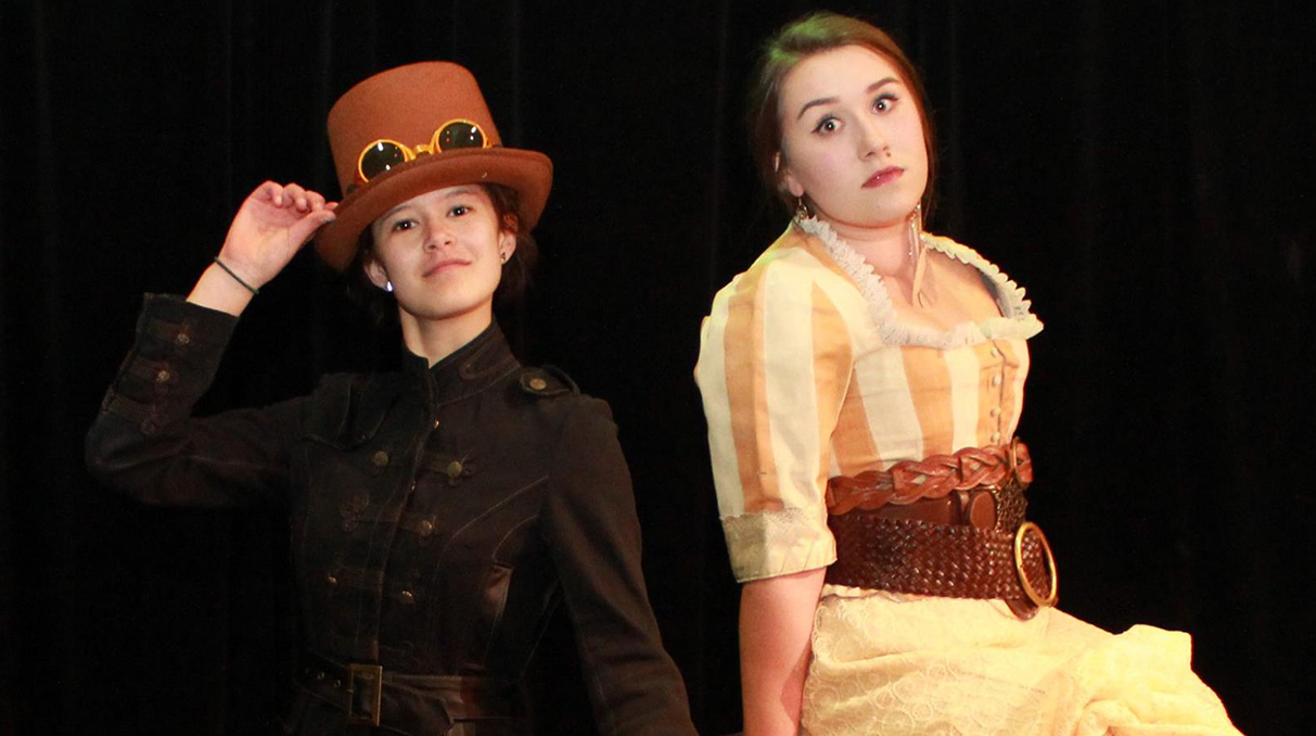 Mark your calendars for fun! The Mystery of Edwin Drood opens May 13