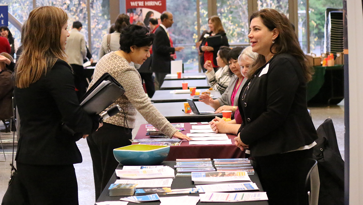 Multicultural job fair connects employers with workers with diverse backgrounds and skills